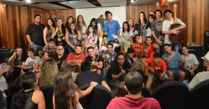 A Escola de Música da Rocinha é a única escola de música desta comunidade.
